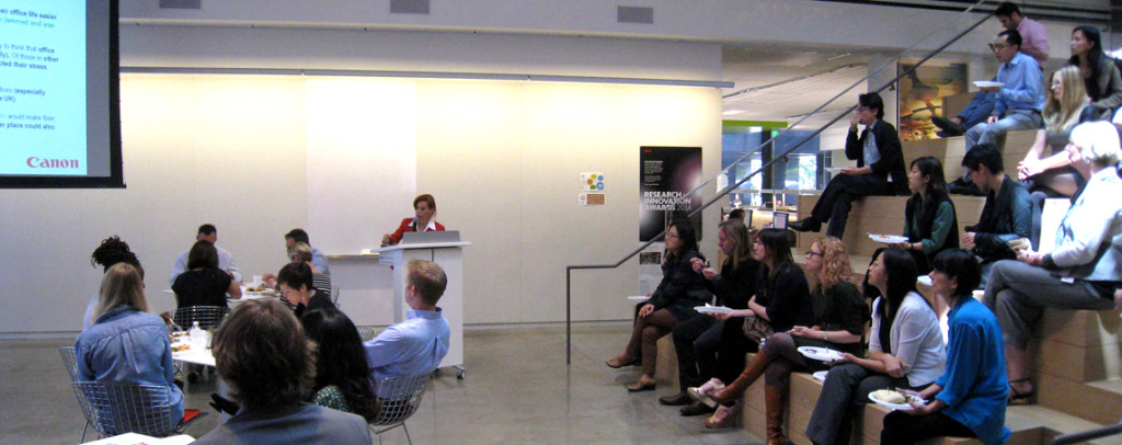 Dr. Mainini presents Feng Shui to Reduce Office Stress for Gensler Architects, Los Angeles